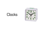 CASIO CLOCKS